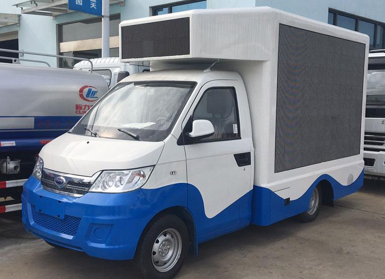 奇瑞开瑞小型广告车(3.2平米)